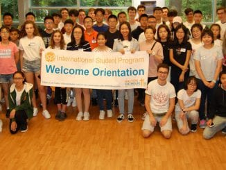 Welcome Orientation Day 2018