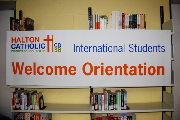 Welcome Orientation September 2014